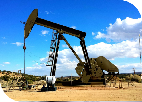 Mediation in the finance of oil and gas