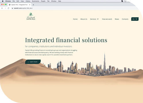 financial solutions companies